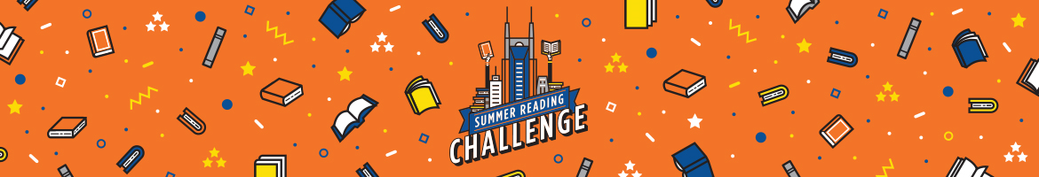 summer reading challenge, may 6 - august 21, 2019